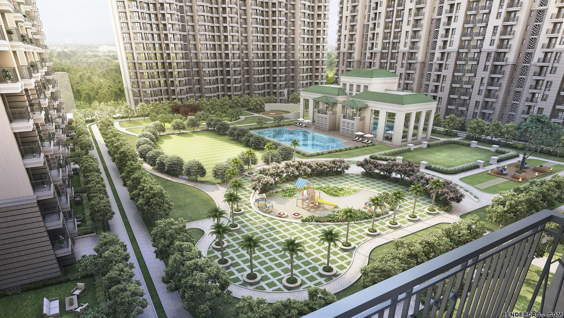 /3 BHK Flats in Greater Noida West