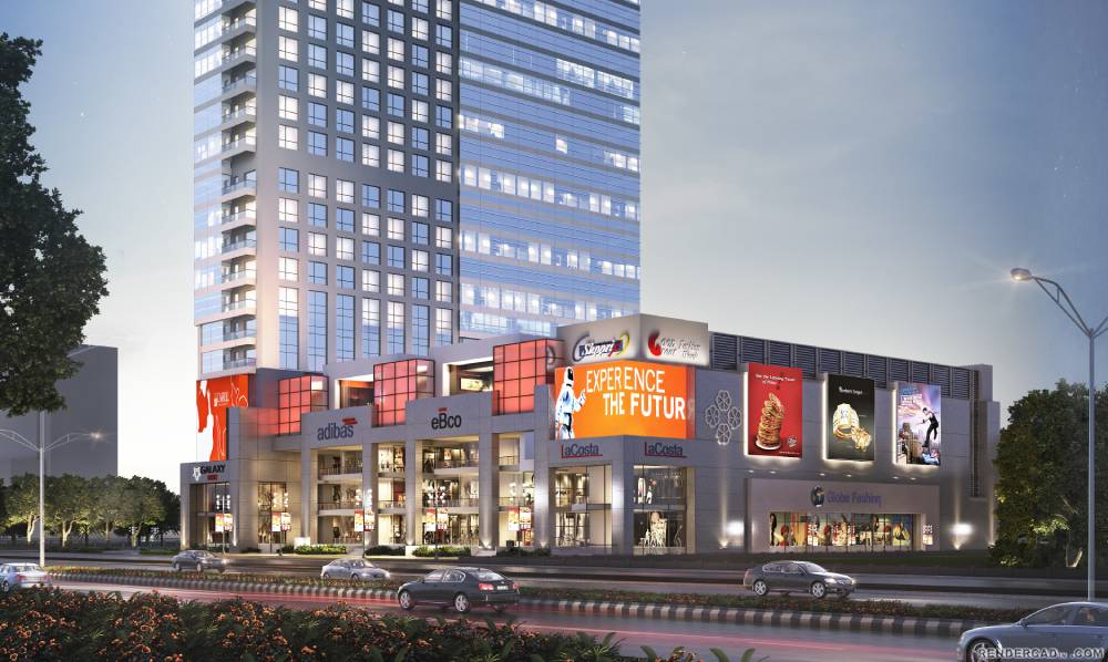 /Commercial Space in Greater Noida West
