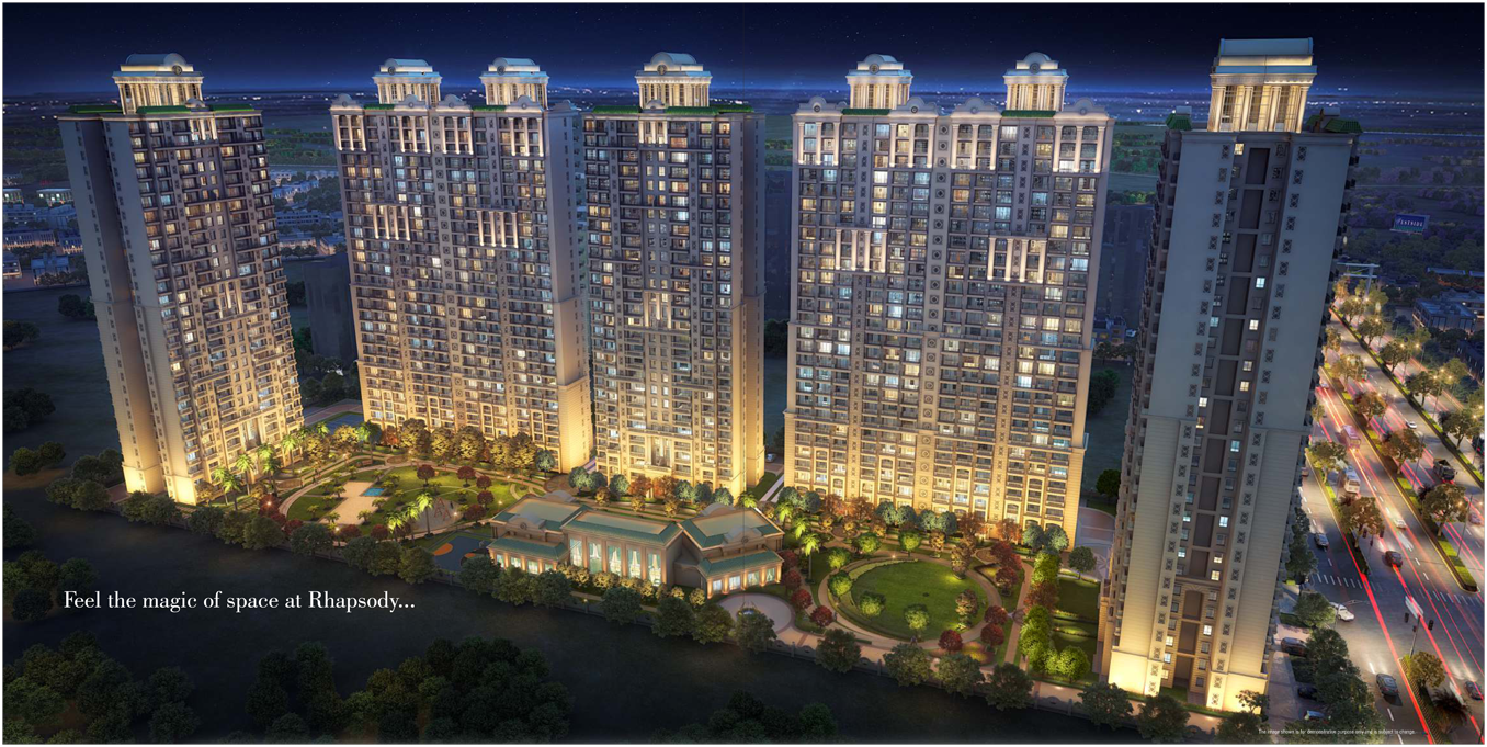 /4 BHK Flats in Noida Extension